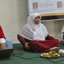 Rakor BPKK PKS Banten dijadikan ajang Sharing antar Pengurus