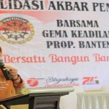 Bupati Pandeglang: Kader PKS Banyak Kontribusi Dalam Pembangunan