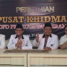PKS Kota Tangerang Resmikan Pusat Khidmat