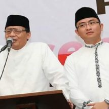 "WH : Ayo Wujudkan Banten yang Baldatun Toyyibatun Warobbun Ghofur"""