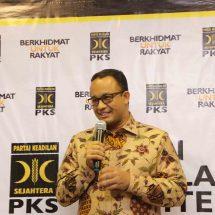 Anies Baswedan Puji Sikap Kenegarawanan PKS