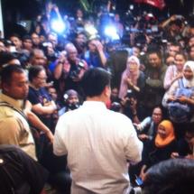 PKS-Gerindra Resmi Calonkan Anies-Sandiaga