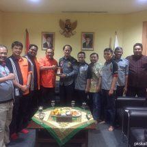 Gema Keadilan Berbagi Pengalaman  Pembinaan Pemuda ke PAN  Malaysia