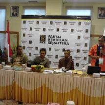 PKS Terima Lawatan Parti Amanat Negara