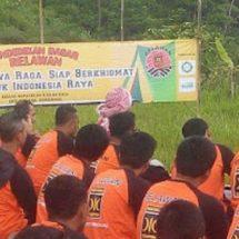 PKS Kabupaten Tangerang Adakan Pendidikan Dasar Relawan