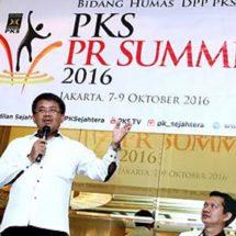 Humas PKS Harus Hadirkan Konten Universal kepada Publik