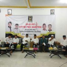 Panaskan Mesin Partai, PKS Banten Siap Menangkan  WH – Andika