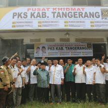 Pusat Khidmat PKS Kabupaten Tangerang Siap Melayani 24 Jam