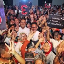Solidkan Kemenangan Anies Sandi, Kader PKS, Gerindra dan Relawan, Serentak Rembuk Reboan di 267 Titik