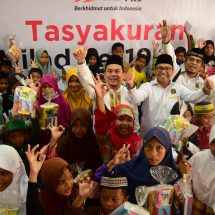 PKS Banten Rayakan Milad ke 19 Bersama Yatim & Dhuafa