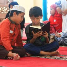 Jadikan Ramadhan Produktif, DPC PKS Serpong Adakan Mukhayyam Alquran