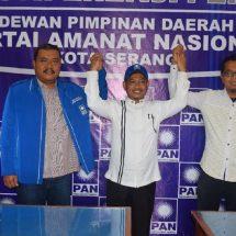Serius Naylon Walikota, Najib Daftar Penjaringan di PAN
