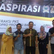 PKS Banten diminta Perhatikan Pendidikan Politik Generasi Muda