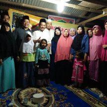 Najib Hamas Bukber bersama Warga Cipocok