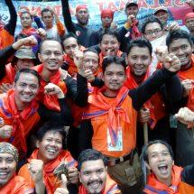 Besok, Kader  PKS Banten ikuti Kembara