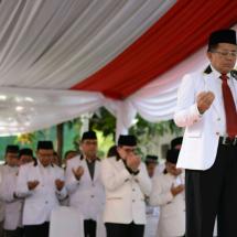 Amanat Presiden PKS Dalam Upacara Peringatan Kemerdekaan ke-72 RI