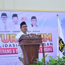 Saksikan Semangat Kader PKS, H. Ranta Jadi Terharu