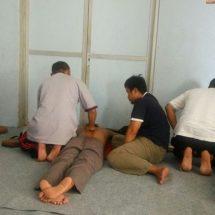 PKS Karawaci dan Periuk Adakan Pelatihan Totok Punggung