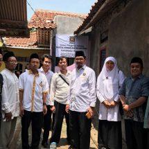 PKS Banten Santuni Korban Kebakaran Pabrik kembang Api