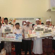 Milad Fraksi PKS Gelar Final Lomba Baca Kitab Kuning Ke-2
