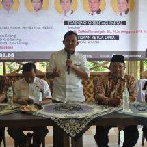 Jelang Pilkada, PKS Kota Serang Serap Aspirasi Kader
