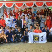 Pemilu 2019, PKS Banten Luncurkan Caleg Generasi Milenia