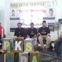 PKS Muda Way Kanan: Keberanian Pemuda Sangat Diperhitungkan