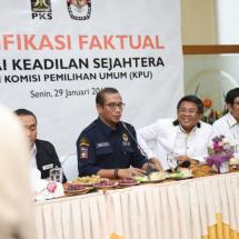 Aturan Kampanye Bacapres Masih Digodok DPP PKS