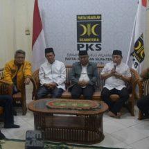 Akhirnya, PKS Kota Serang Mendukung Pasangan S2 Pada Pilkot 2018