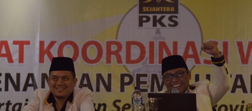 PKS Banten Bentuk Tim Pemenangan Pemilu 2019
