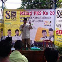 Markas PKS Kini Hadir di Kecamatan Legok Kabupaten Tangerang