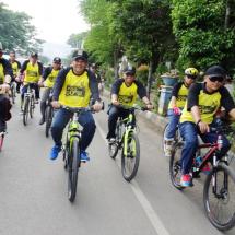 Menjelang Milad ke-20, PKS Gelar Gowes Semarang-Jakarta