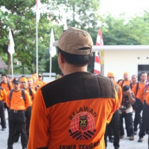 PKS Jateng Kirimkan Gelombang Kedua Bantuan untuk Gempa Lombok