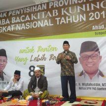 PKS Banten Gelar Lomba Baca Kitab Kuning