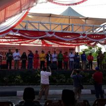 PKS Bacakan Ikrar Deklarasi Kampanye Damai