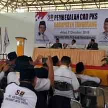 Cegah Pelanggaran, CAD PKS Kabupaten Tangerang Dalami Aturan Perundangan Pemilu 2019