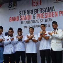 PKS dan Prabowo-Sandi Bertekad Selamatkan Ekonomi Indonesia