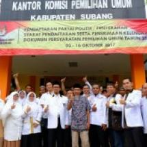 Gelar Konsolidasi, PKS Subang Siap Sambut Kemenangan