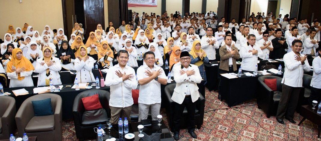 Caleg PKS Se-Banten Berkumpul Siapkan Strategi Pemenangan di Pemilu 2019.
