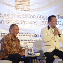Ketua KPK Apresiasi Komitmen Antikorupsi Caleg PKS Terpilih