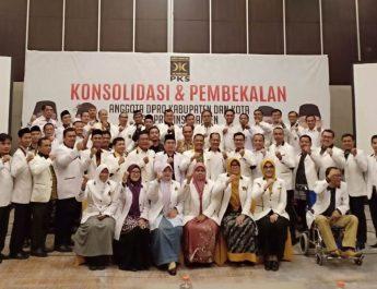 Aleg PKS Se-Banten Siap Jalankan Amanah