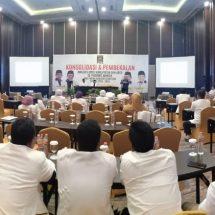 Dewan Baru PKS Se-Banten Konsolidasi & Diberi Pembekalan