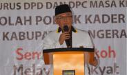 Pesan Presiden PKS untuk Kader PKS Kabupaten Tangerang