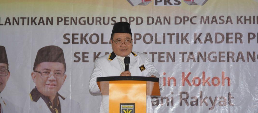 PKS Kabupaten Tangerang Tetapkan Enam Pilar Khidmat