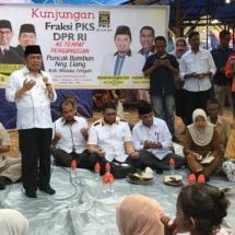 Fraksi PKS Sumbangkan Gaji  Perdana  Untuk  Korban Gempa