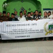 Reses Komisi IV DPRD Provinsi Banten, Ketua Forum RT: Banyak Koordinasinya