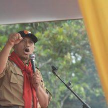 Kemah Bakti Nusantara, PKS Banten Meneguhkan Komitmen Terhadap NKRI dan Pancasila