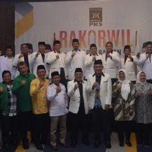 Momentum Rakorwil PKS Banten Jadi ajang Pertemuan Calon Bupati/Walikota