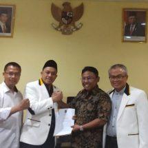 Ketua DPW PKS Banten Dirotasi, Kini Jadi Pengurus Wilda Banjabar,