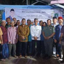Bonnie : Pengelolaan Situ Cipondoh Harus Dikembalikan ke Pemprov Banten